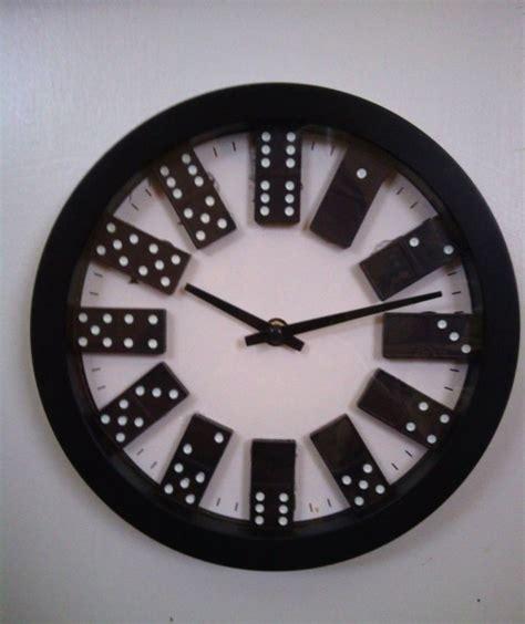 printable clock dominoes domino clock thriftyfun