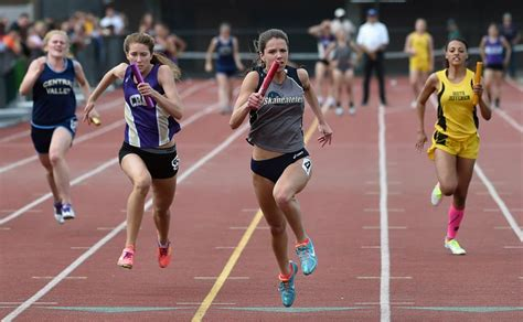 Section Iii Girls Track And Field Leaders Syracuse Com