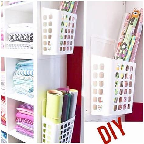 Geschenkpapier Aufbewahrung Ikea by Die Besten 25 Ordnungssystem Ideen Auf