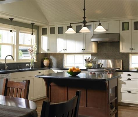 17 best images about craftsman kitchens on backsplash tile craftsman and white kitchens