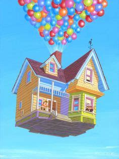 disney printable up house with balloons 1000 images about disney artist manuel hernandez on