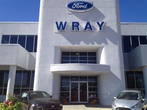 Wray Ford : BOSSIER CITY, LA 71111 2311 Car Dealership