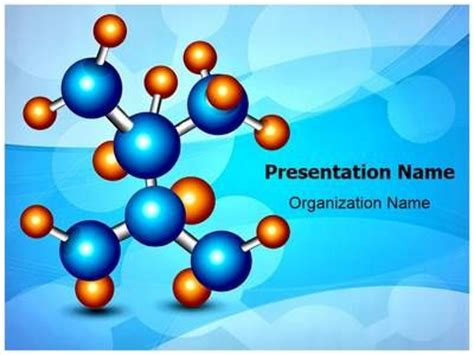 Powerpoint Templates Organic Image Collections Organic Chemistry Ppt Templates Free