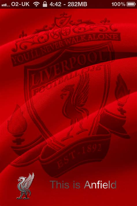 This Is Anfield Liverpool Fc Iphone Softcase 4 4s 5 5s 5c 6 6s Plus Se liverpool wallpaper iphone wallpapersafari