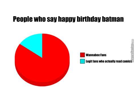 Happy Birthday Batman Meme - happy birthday batman by athegreat meme center