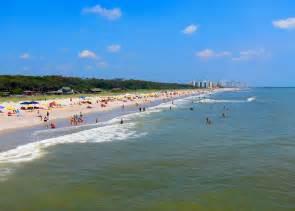 S Carolina Beaches Myrtle Myrtle Sc Myrtle South Carolina