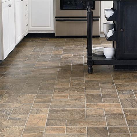 Laminate Floor Coverings For Kitchens Mannington Laminate Tile Flooring Revolutions Collection