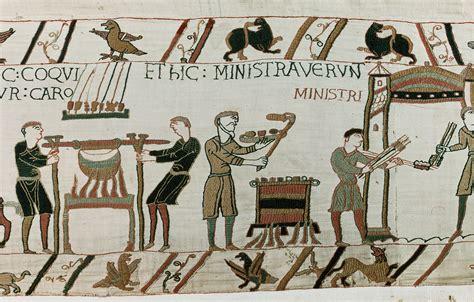 Tapisserie De Bayeux Histoire by Un Kebab Dans La Tapisserie De Bayeux Histoire