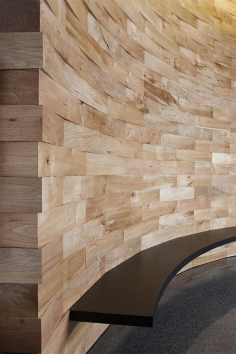 salvaged wood feature wall by meyer wells contemporist