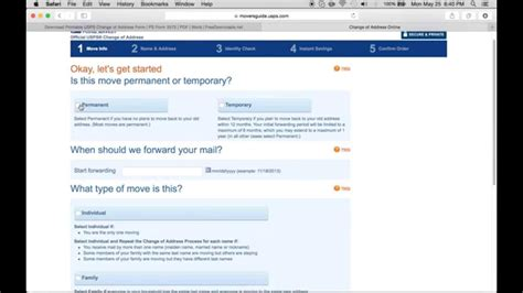 Lookup Address Usps How To Change Your Address Usps Form 3575