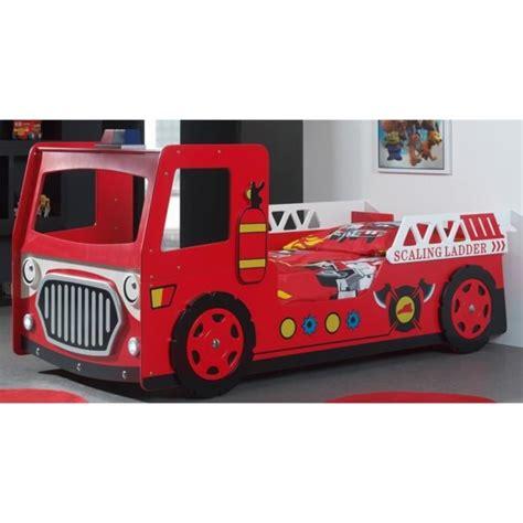 lit enfant camion pompier achat vente lit