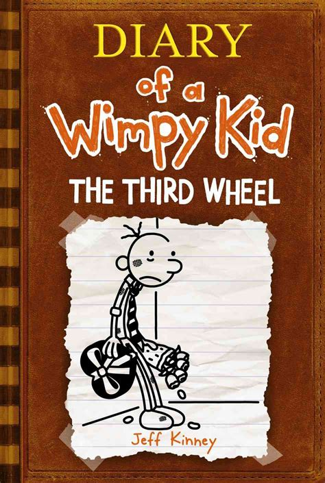 diary of a wimpy kid third wheel book report june book club diary of a wimpy kid npr