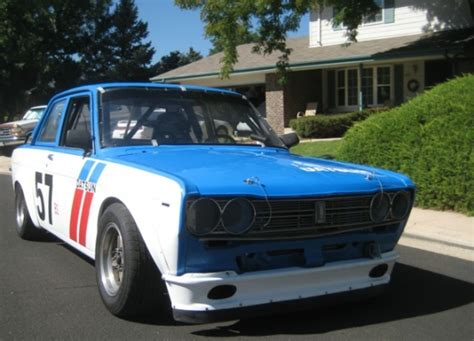 datsun 510 race car for sale bat exclusive proven 1968 datsun 510 race car bring a