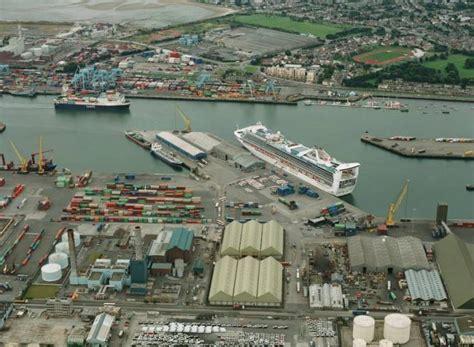 dublin port dublin port posts best half year results world maritime news