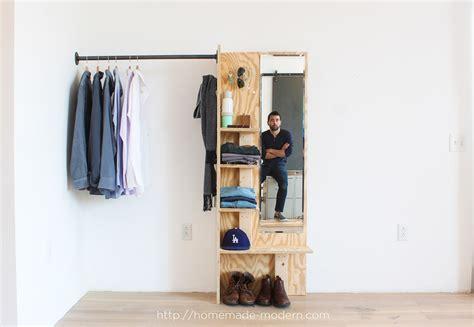 Make From Your Closet by Modern Ep98 Diy Closet Organizer