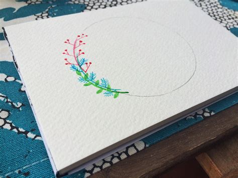 watercolor tutorial books floral watercolor wreaths tutorial life athon
