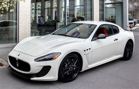 maserati turismo 2012 maserati granturismo mc top speed
