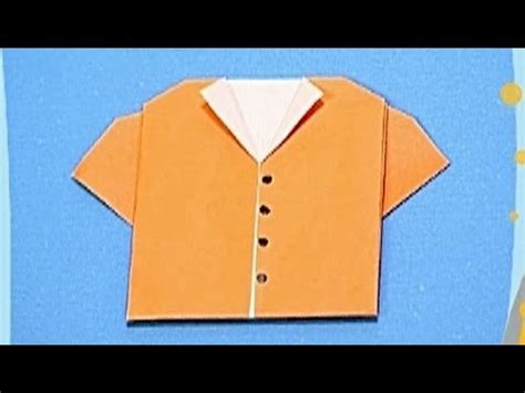 How To Make Paper Shirts - how to make a paper shirt tutorial paper friends 19