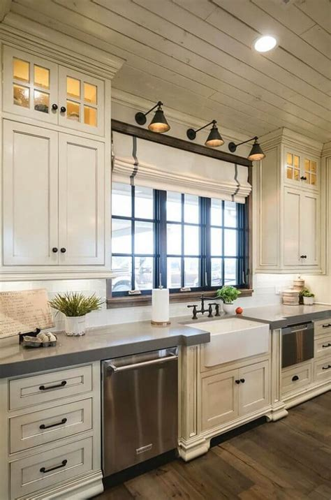 cottage kitchen design ideas 23 best cottage kitchen decorating ideas and designs for 2018
