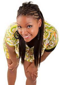 the half braided hairstyles in africa cornrow braids hairstyles for black women
