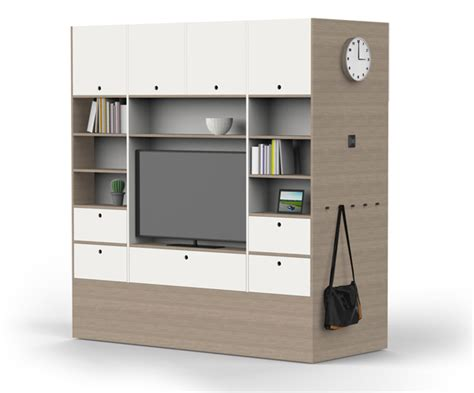 ori systems ori architectural robotic furniture system unlocks the potential of your living space tuvie
