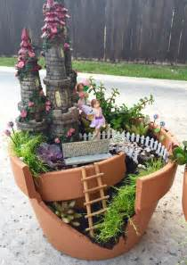 16 do it yourself fairy garden ideas for kids
