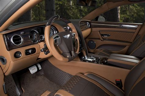 mansory bentley interior official mansory bentley flying spur gtspirit