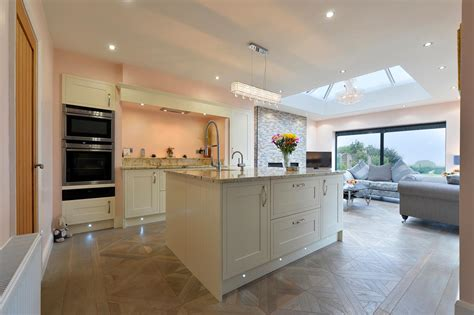 bifold kitchen doors bi fold doors the perfect kitchen ingredient express