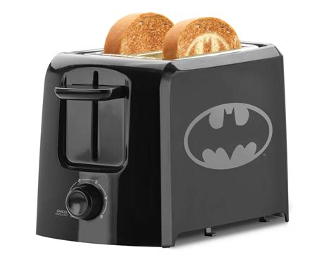 Batman Toaster warner bros consumer products brings licensing expo 2017 to with justice league costumes