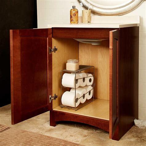 unique toilet paper storage holder   Organize Your Life