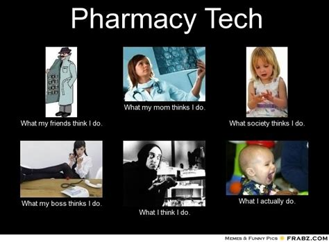 Pharmacist Meme - pharmacy tech meme generator what i do pharmacy