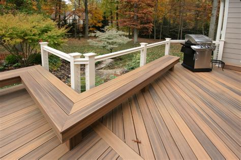 Decke Modern by Baltimore Fiberon Horizon Deck