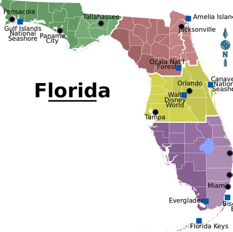 major cities in florida map original file svg file nominally 7 342 215 7 321 pixels