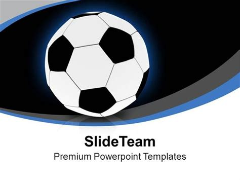football themed powerpoint 2007 football for game theme powerpoint templates ppt themes