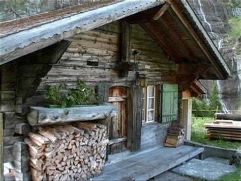 Small Ladari Casette D Ete by Chalet Alpes Suisse Sd Collection Stock Vid 233 O