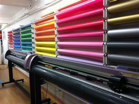 printing vinyl rolls onward display