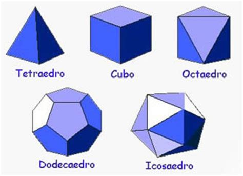 figuras geometricas solidas para niños poliedros poliedros de plat 227 o escola kids