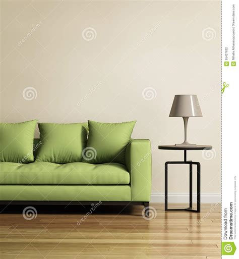 green sofa living room living room with a light green sofa stock photo image