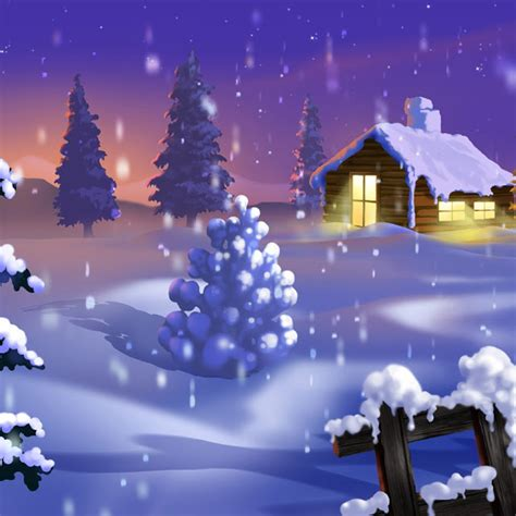 wallpaper christmas ipad mini ipad wallpapers free download christmas scenery ipad mini