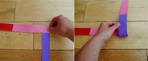 Folded Paper Garland - folded paper garland minieco