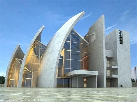 figuras geometricas usadas en la arquitectura 现代风格建筑精品模型源文件 室外模型 3d设计 源文件图库 昵图网nipic com