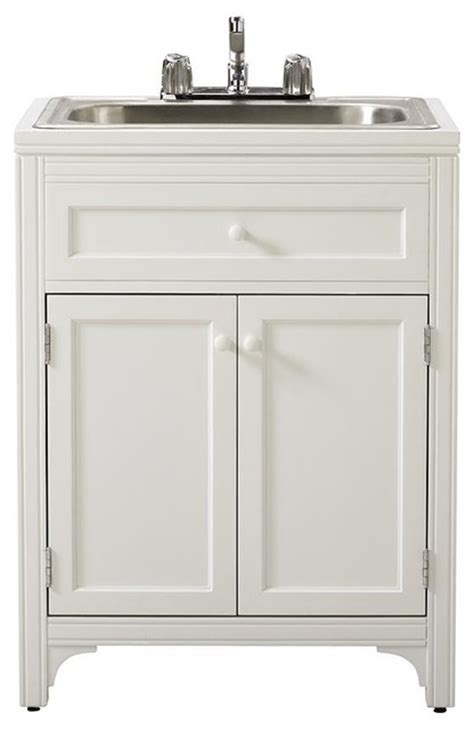 martha stewart living laundry storage utility sink
