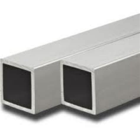 l section aluminium aluminium rectangular hollow section properties table