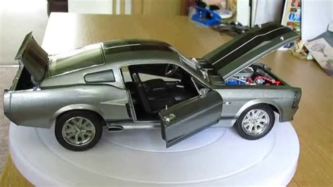 Greenlight 1 24 Eleanor 67 Custom Mustang ford shelby mustang eleanor gt500 1 18 scale by