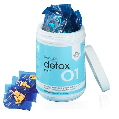 Buy Detox Diet by Balancediet Award Winning Healthy Living Products