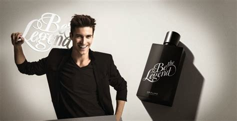 Parfum Oriflame Be The Legend oriflame be the legend 2014