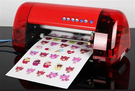 Printer Cutting Sticker Murah a4 mini cutok vinyl cutter and plotter with contour cut function ebay