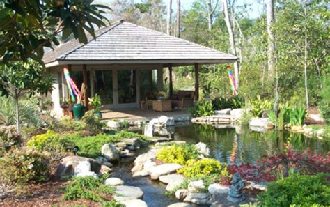 Bali House Plans Tropical Living A Tropical Paradise In North Carolina Home