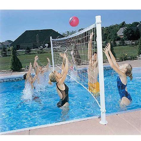 amazon pool pool volleyball net amazon