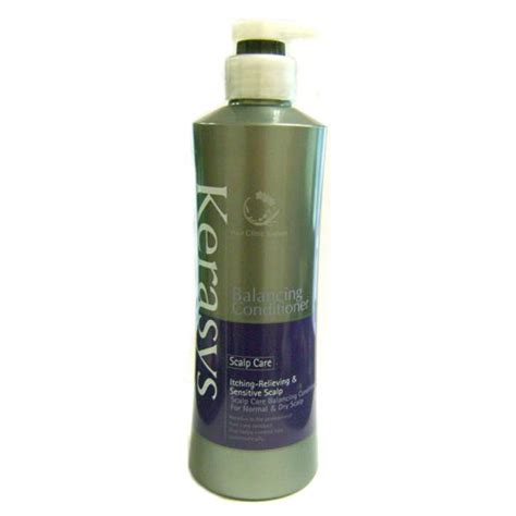 Kerasys Shoo Rinse Set aekyung kerasys scalp care balancing conditioner 600ml